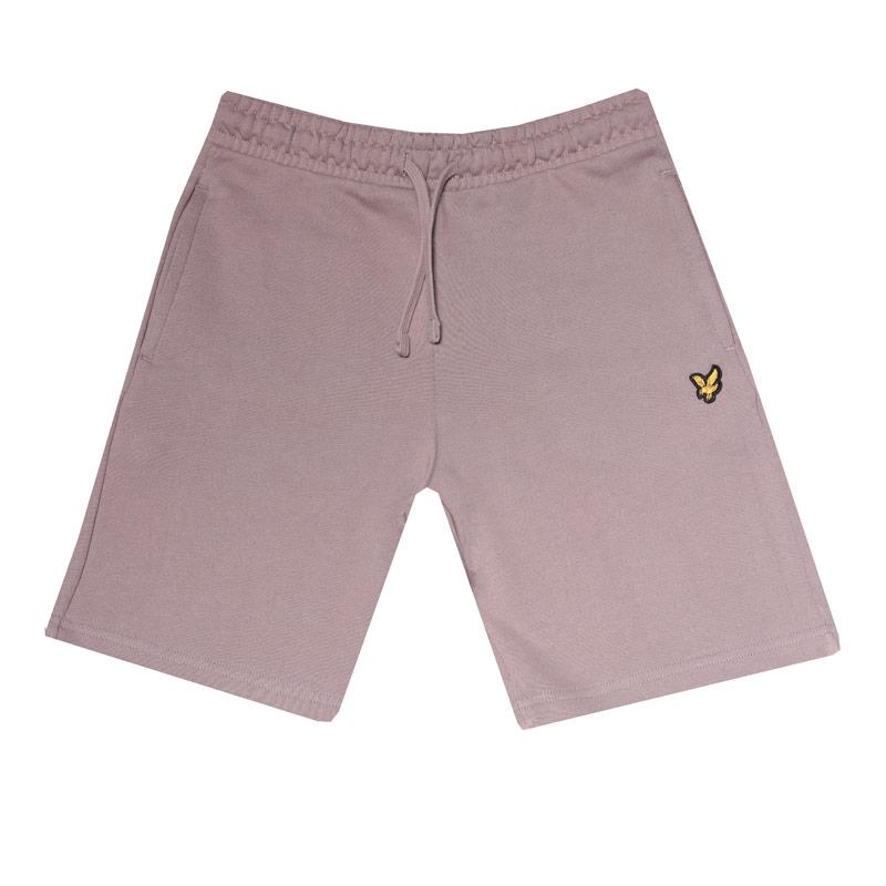 Kraťasy Lyle And Scott Infant Boys Classic Sweat Shorts Grey