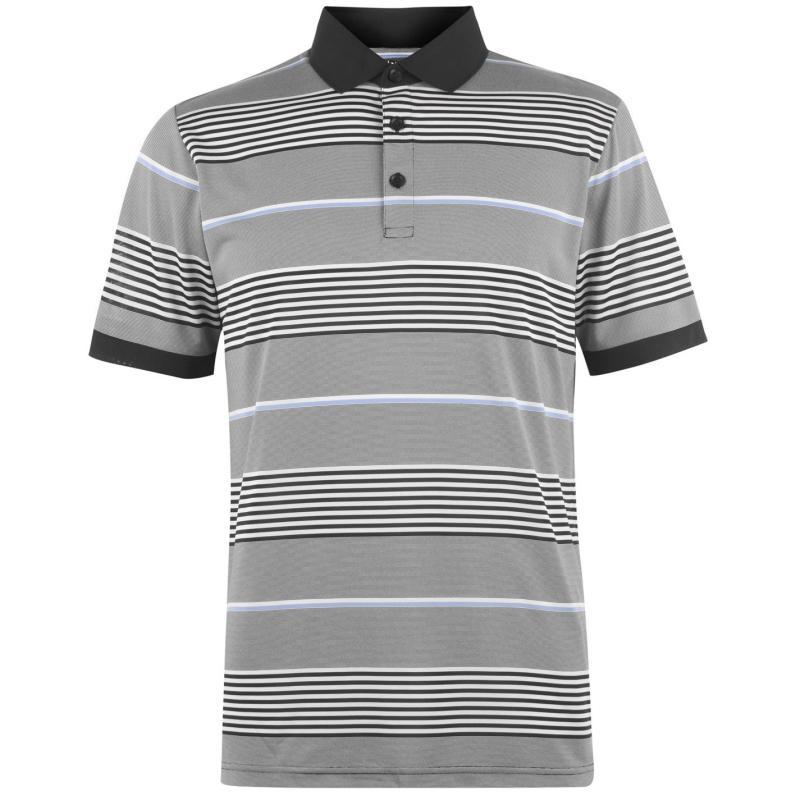 Callaway End Golf Polo Shirt Mens Caviar