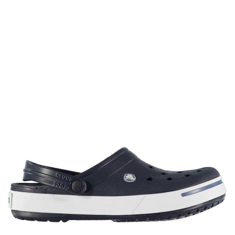 Boty Crocs Crocband II Adult Clogs Navy/Bijou Blue