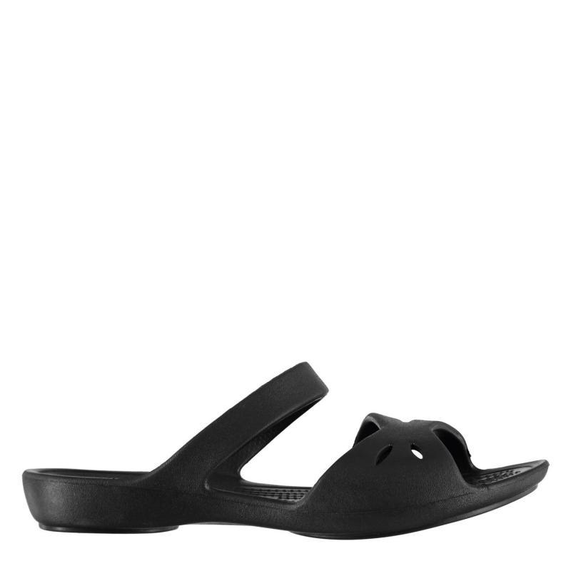 Boty Crocs Kelli Ladies Sandals Black