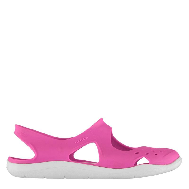 Boty Crocs Kelli Ladies Sandals Vibrant Violet