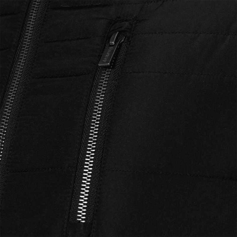 Firetrap Satori Knit Jacket Black