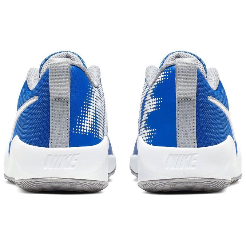 Boty Nike Team Hustle Quick 2 Big Kids' Shoe Royal/White