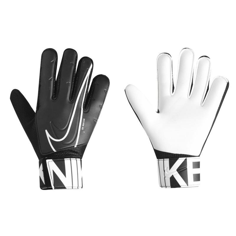 Nike Match Goalkeeper Gloves Junior Black/White