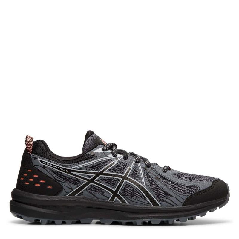 Asics Frequent XT Ladies Trail Running Shoes Black/Grey