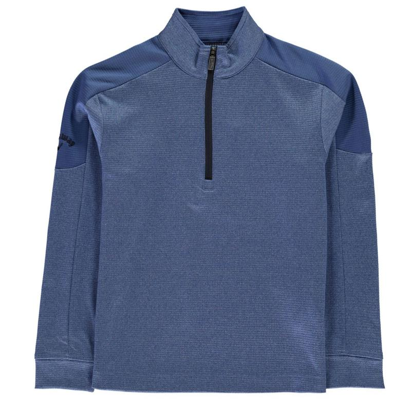 Callaway Quarter Zip Pullover Junior Boys Bright Cobalt H