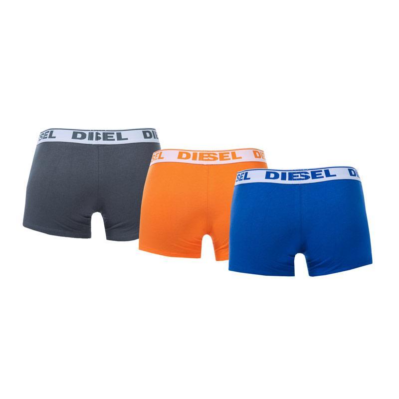 Spodní prádlo Diesel Mens UMBX-Shawn 3-Pack Boxers Multi colour