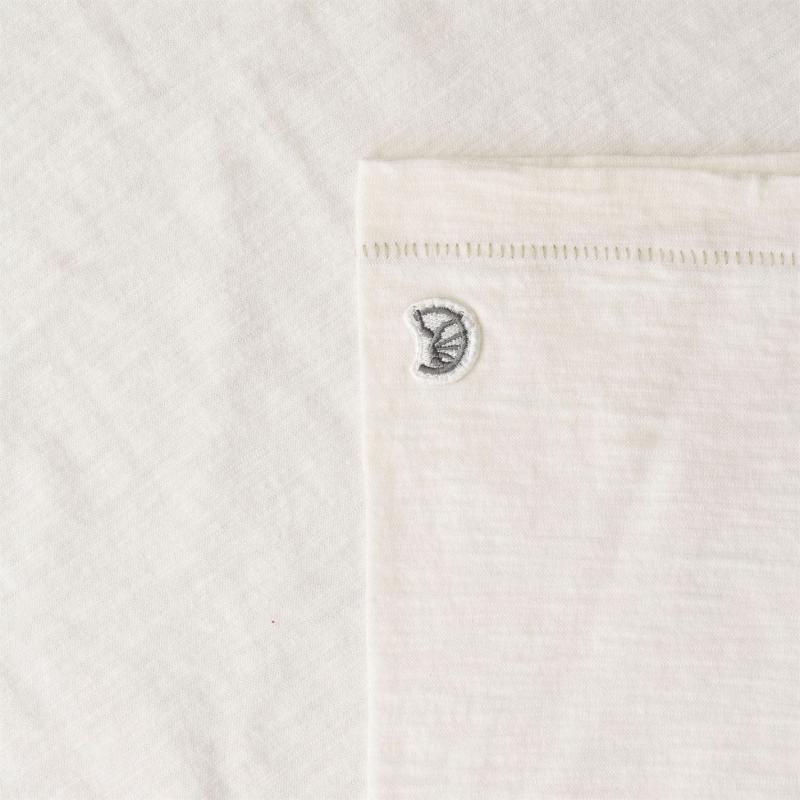 Tričko Champion Crew Neck T Shirt Vintage White