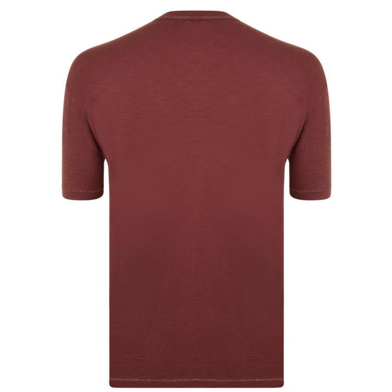 Tričko Champion Crew Neck T Shirt Crimson