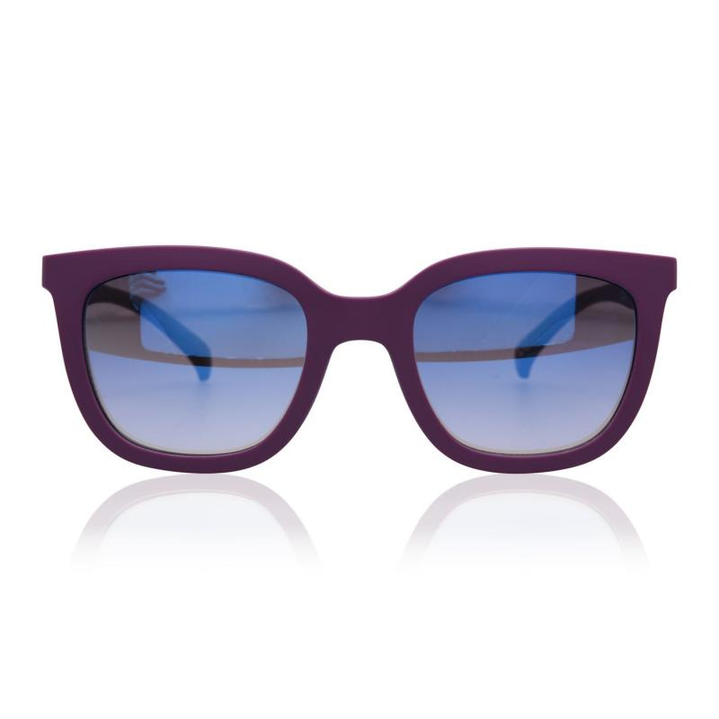 Adidas Originals Original 019 Square Sunglasses Ladies Purple