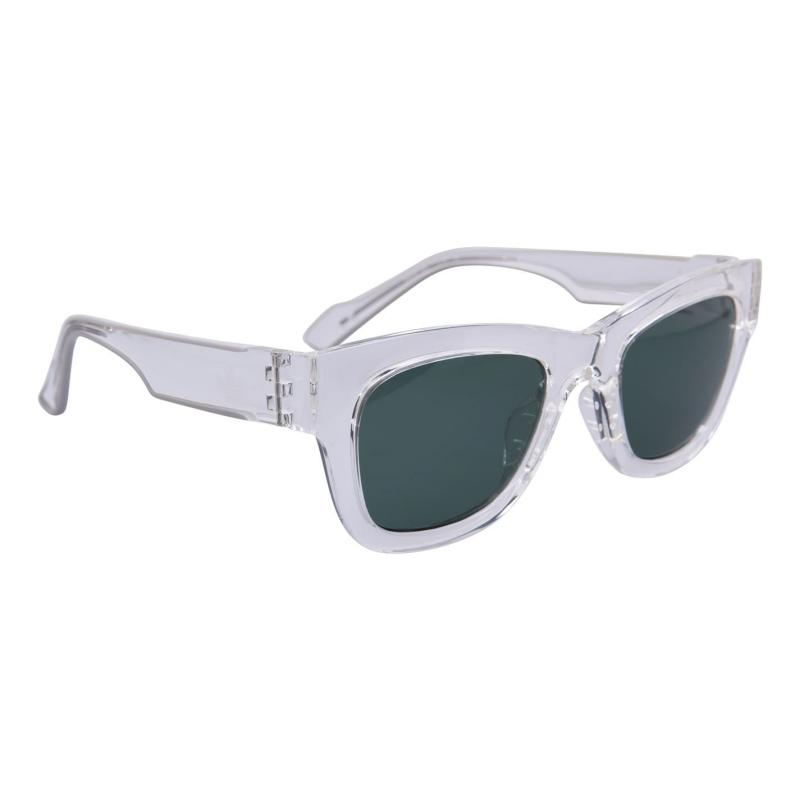 Adidas Originals Original 3012 Square Sunglasses Ladies Clear