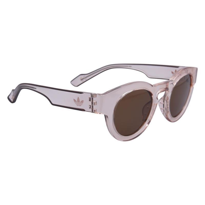Adidas Originals Original 41 Round Sunglasses Mens Clear