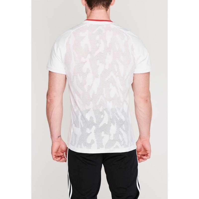 Adidas Stella McCartney T Shirt Mens White