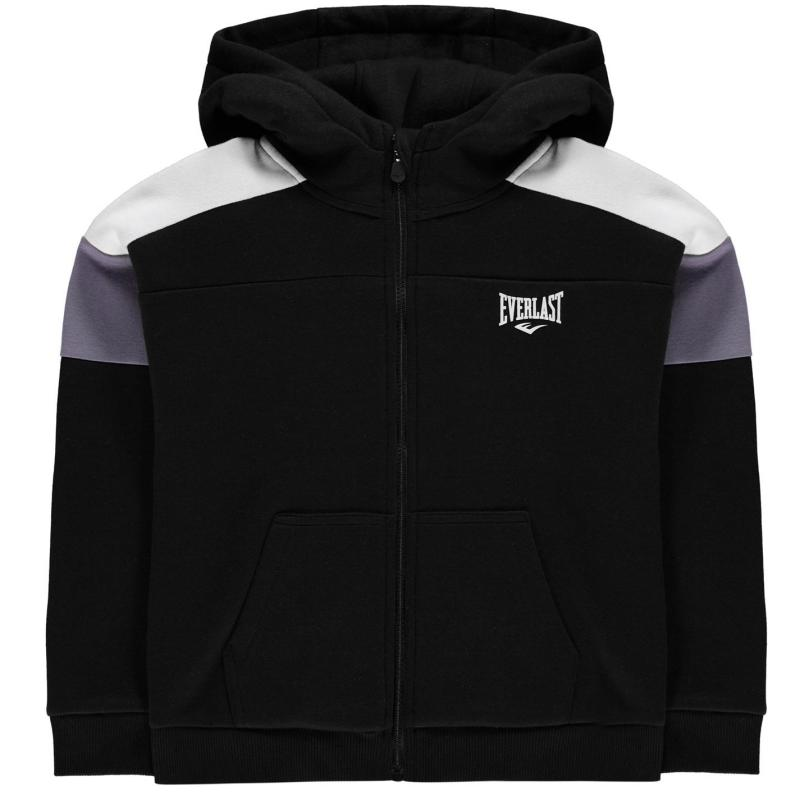 Everlast CS Hoodie Black/Purple