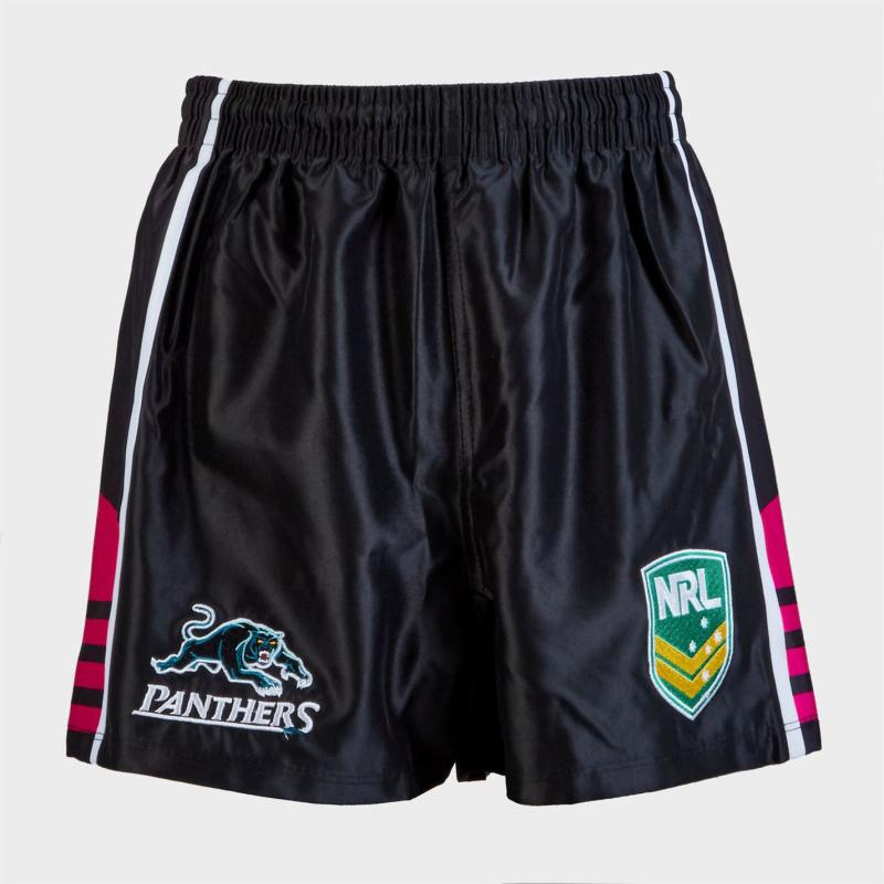 ISC Penrith Shrts Black/Pink