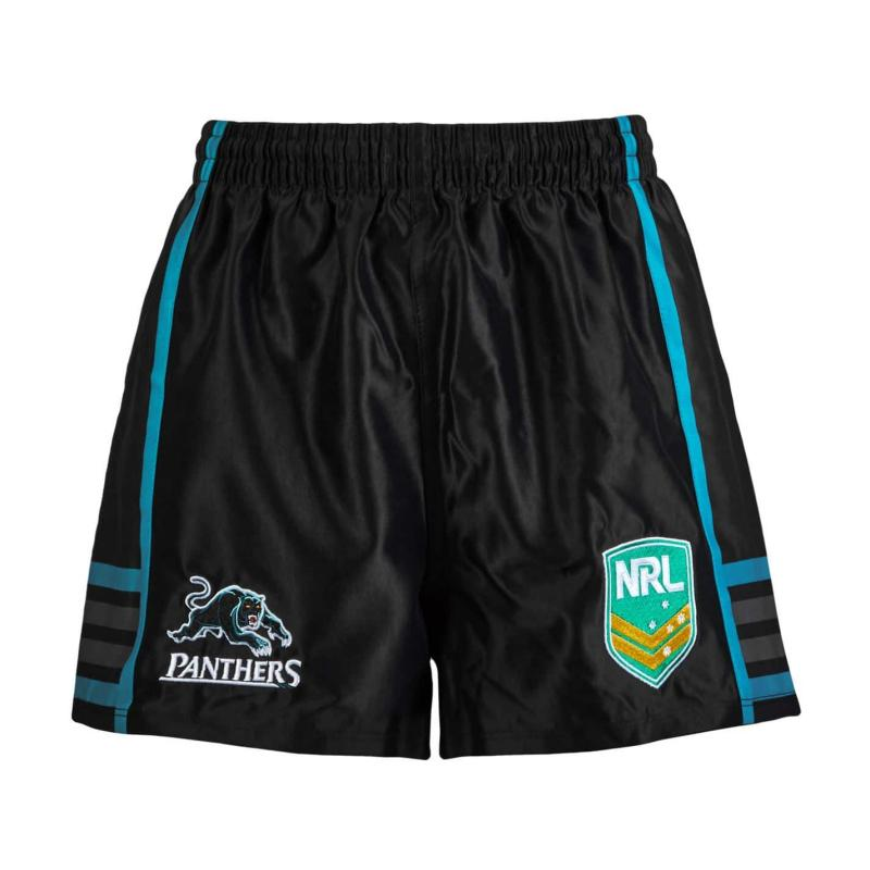 ISC Penrith Shrts Black