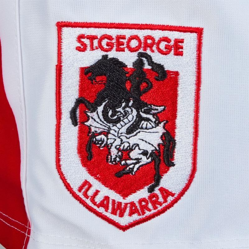 ISC St George Shrts White