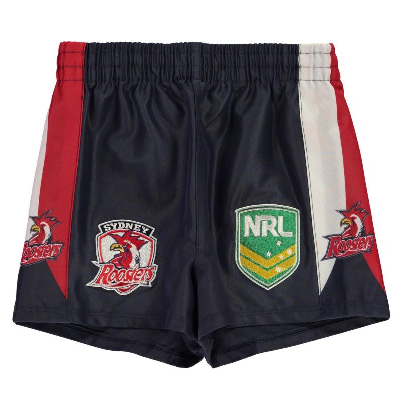 ISC Sydney Roosters Shorts Navy