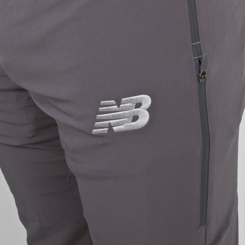New Balance Liverpool Short Grey