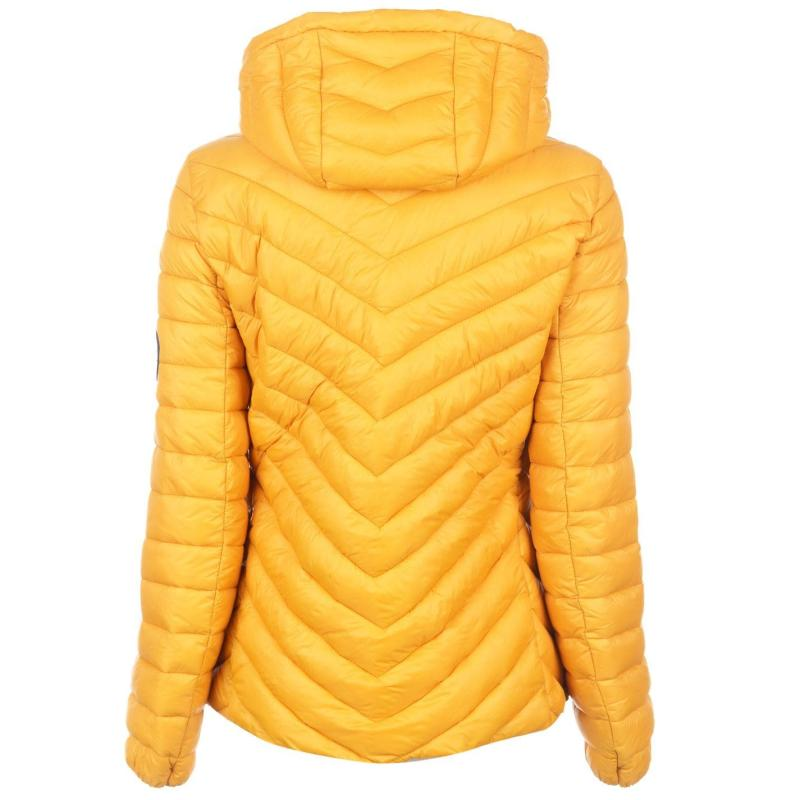 SoulCal Micro Bubble Jacket Ladies Nude