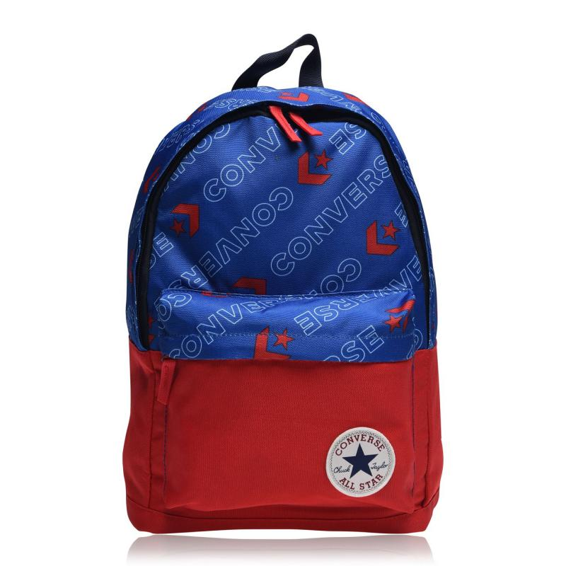 Converse Chuck Taylor Backpack Enamel Red