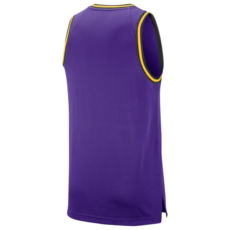 Tílko Nike Lakers DNA Tank Top Mens Purple