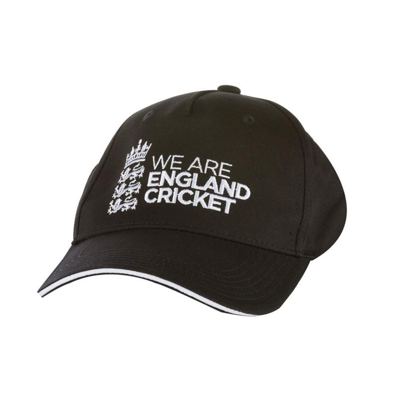 England Cricket Classic Cap BB Cap Charcoal