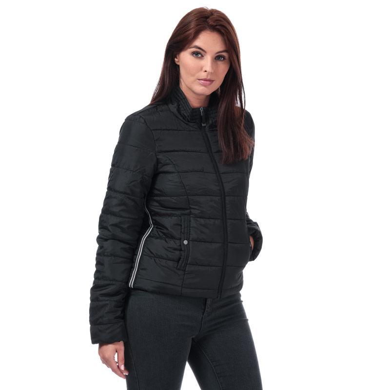 Vero Moda Womens Simone Short Jacket Black