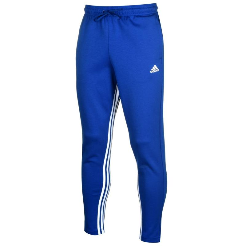 Tepláky adidas 3 Stripe Sweat Pants Mens Royal