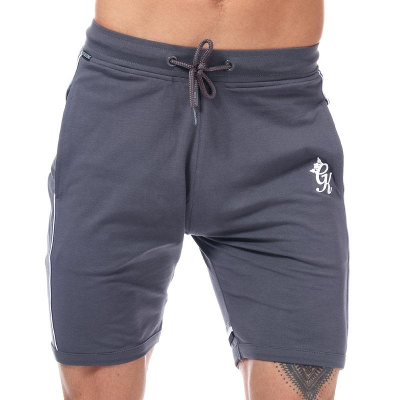 Gym King Mens Gilchrist Shorts Grey