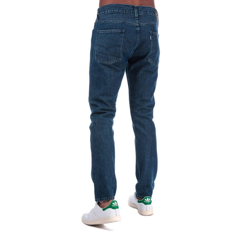 Levis Mens L8 Slim Taper Jeans Denim