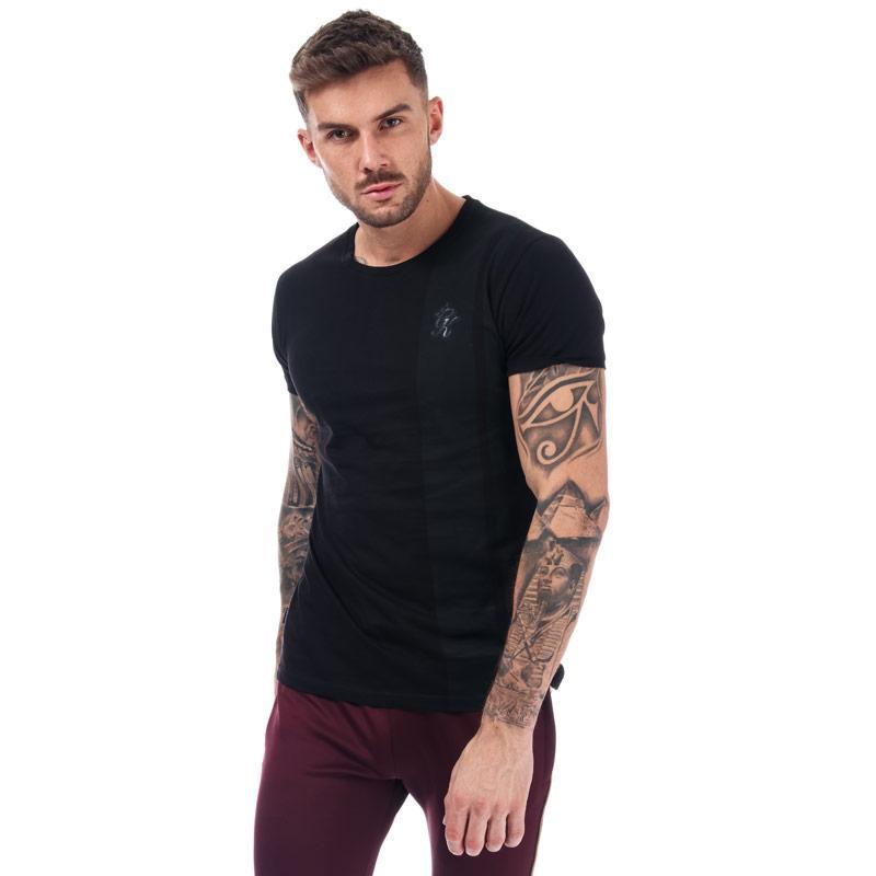 Tričko Gym King Mens Lawskey T-Shirt Black
