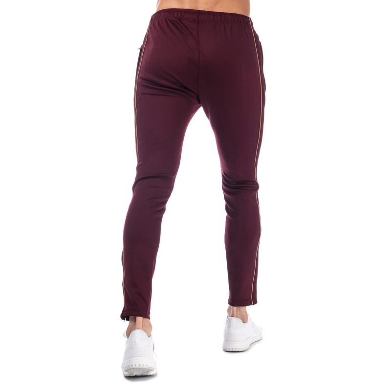 Tepláky Gym King Mens Poly Jogger wine