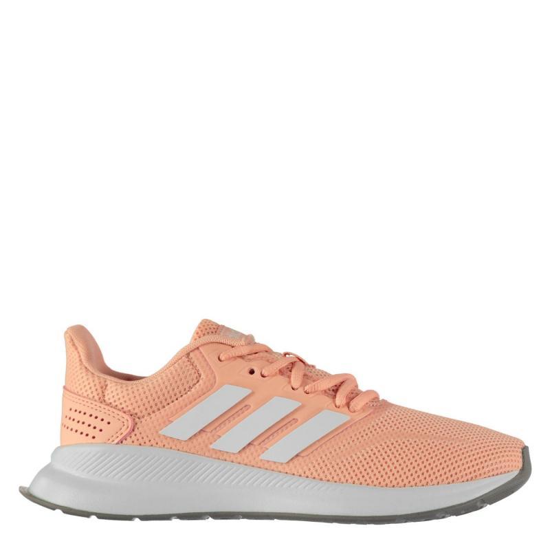 Adidas Runfalcon Trainers Ladies GlowPink/White