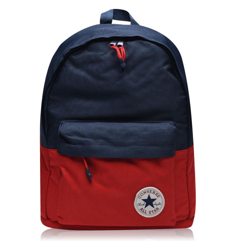 Converse Chuck Taylor Backpack Navy/Red