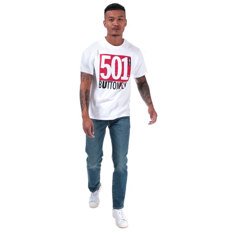 Levis Mens 511 Slim Fit Jeans Denim