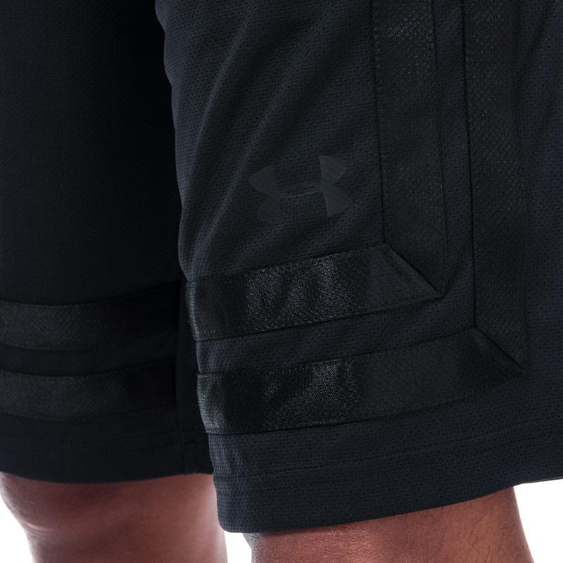 Under Armour Mens UA Baseline 10in Shorts Black