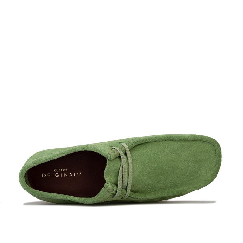 Boty Clarks Originals Mens Wallabee Shoe Wheat