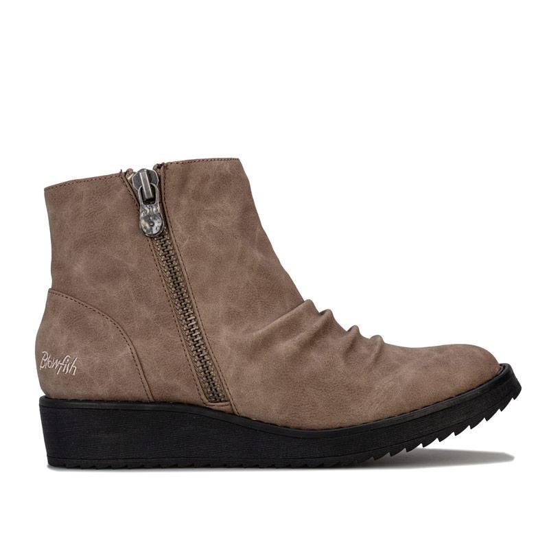 Blowfish Malibu Womens Carah Boots Grey