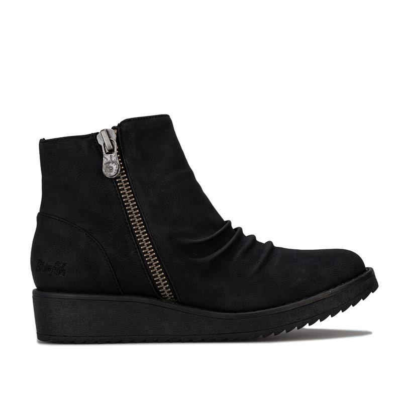 Blowfish Malibu Womens Carah Boots Black