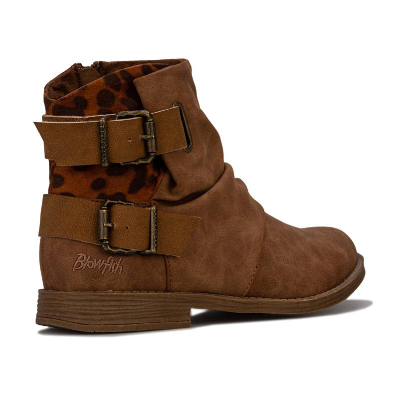 Blowfish Malibu Womens Remixy Boots Black