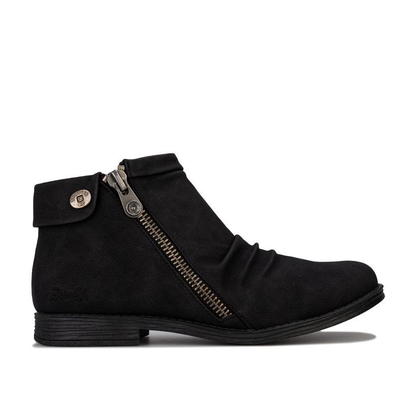 Blowfish Malibu Womens Ricco Boots Black