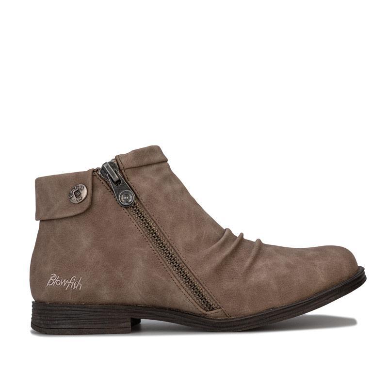 Blowfish Malibu Womens Ricco Boots Grey