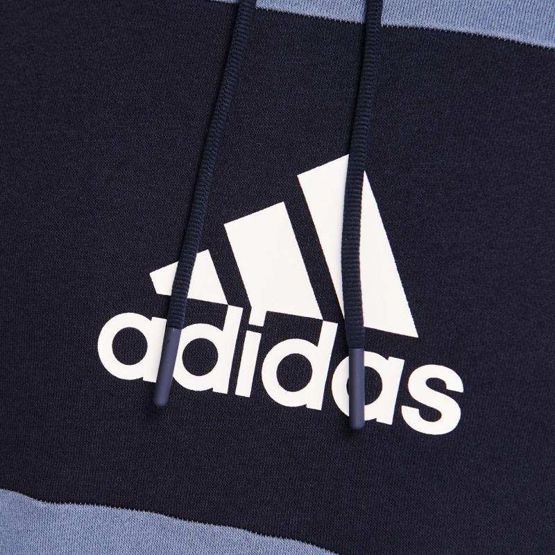 Mikina adidas Sports ID Hoodie Mens Grey Heather