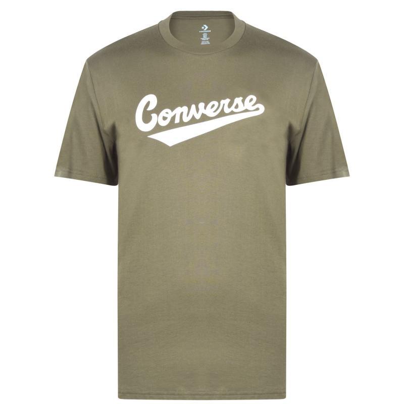 Tričko Converse Nova Logo T Shirt Field Sur 322