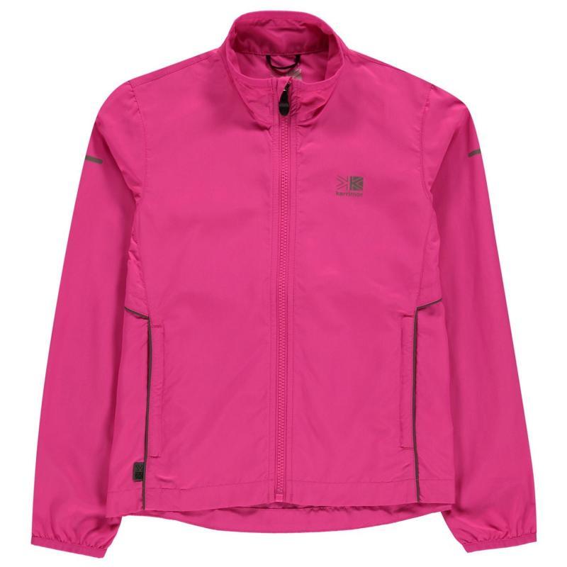 Karrimor Running Jacket Junior Pink