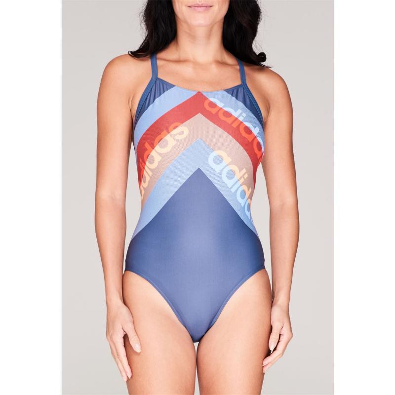 Plavky adidas Infinitex Fitness Eco Swimsuit Ladies ACEQ