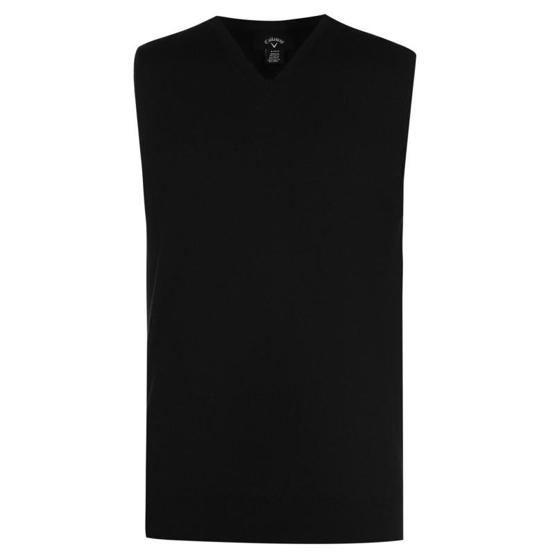 Callaway Sweatshirt Vest Mens Peacoat