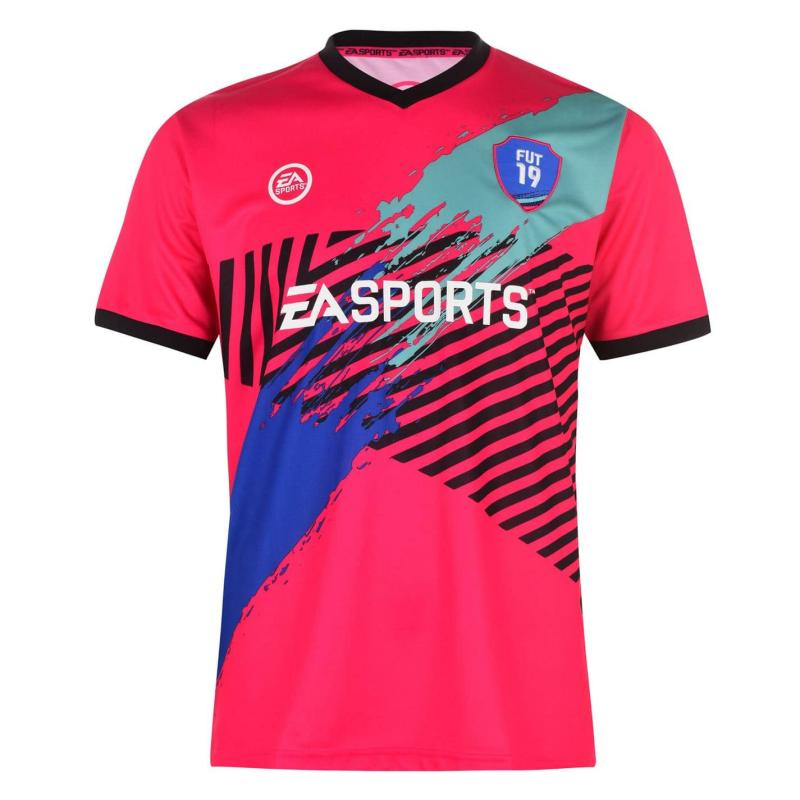 FIFA EA Sports Jersey Mens Red