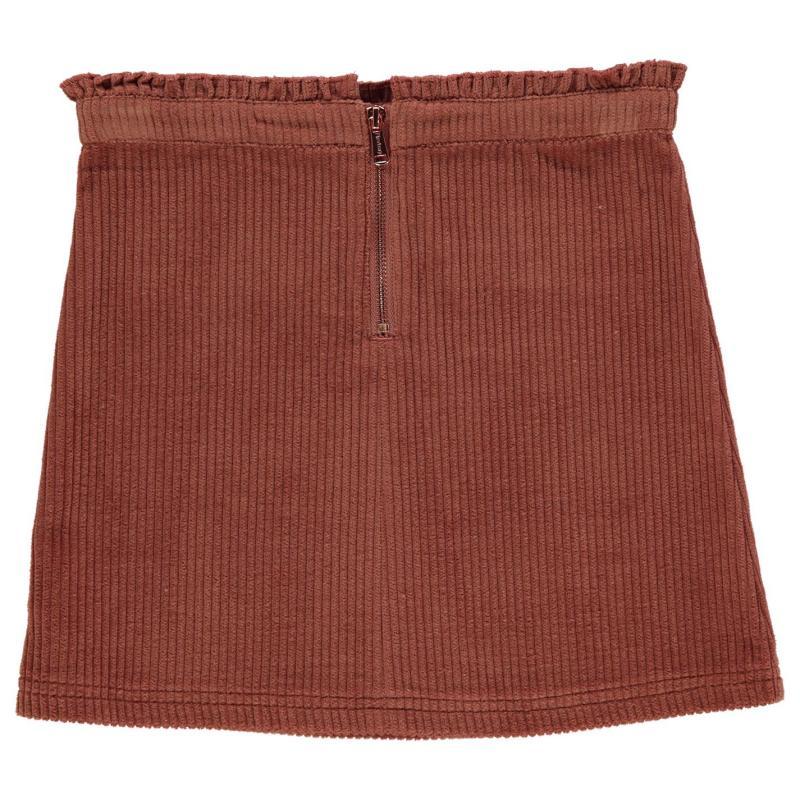 Firetrap Cord Mini Skirt Blush Cord